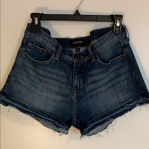 Banana Republic Fringe Shorts
